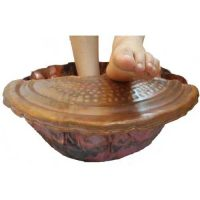 Feet Wash Copper Therapy Massage Spa Basin + Rest
