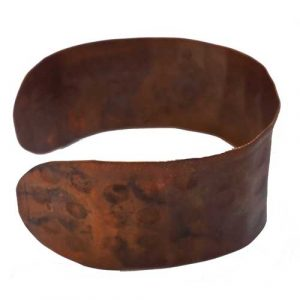 Pure Copper Wristband Bracelet Healer Relief Sports Therapy