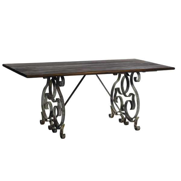 Iron Dinning Tables