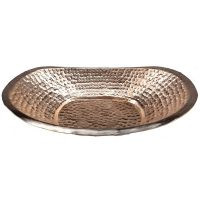 Copper Manicure Bathtub Decorative Bowl